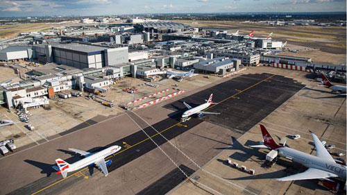 Why Not Let Us Take You To & From Heathrow/Gatwick Airport